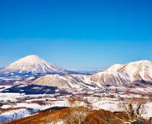 【ウェスティン ルスツリゾート】 冬 - 外観