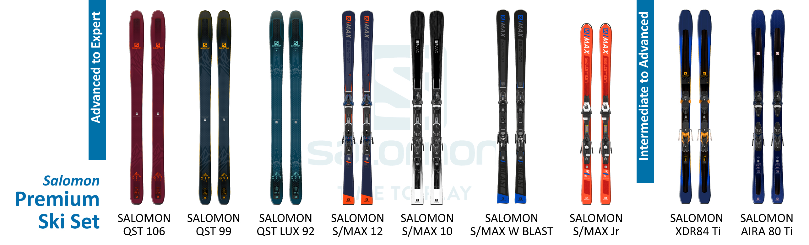 Premium Ski Set